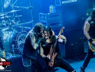 Iced Earth Performs