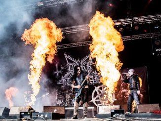 Dark Funeral Sweden Rock Festival 2018