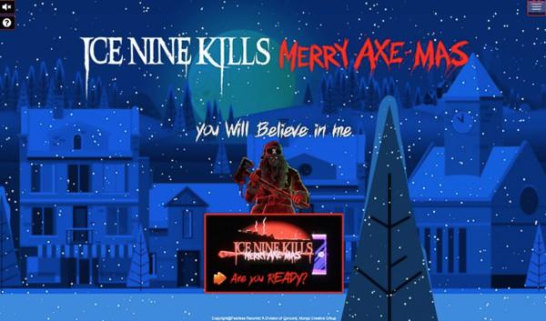 - Merry Axemas Game Art USE